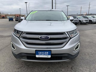 Ford Edge Titanium In Rolla Mo Taylor Chrysler Of Rolla